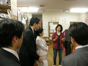 横浜市障害児の放課後の居場所づくり事業となりのいえで