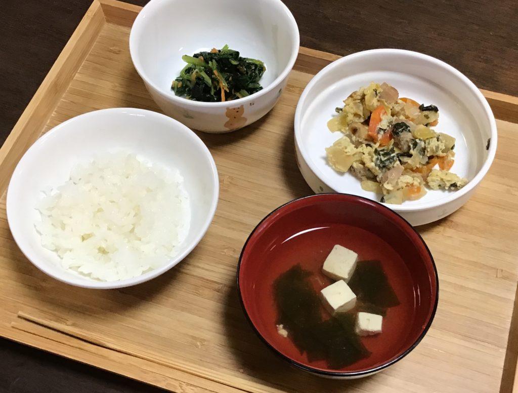 揚げ 浸し 小松菜